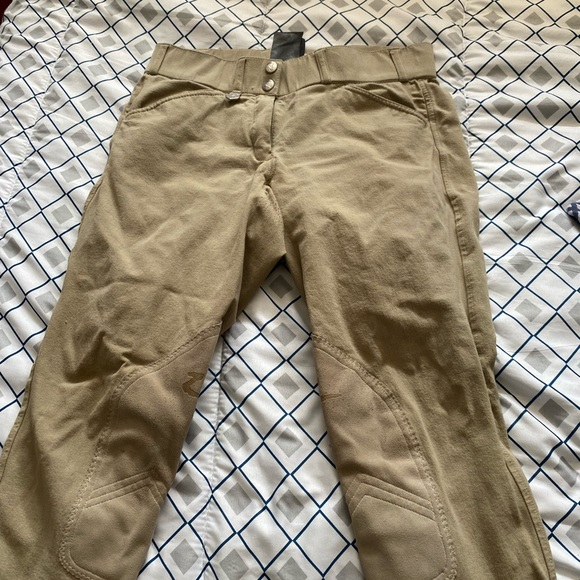 Two pairs of HORZE breeches